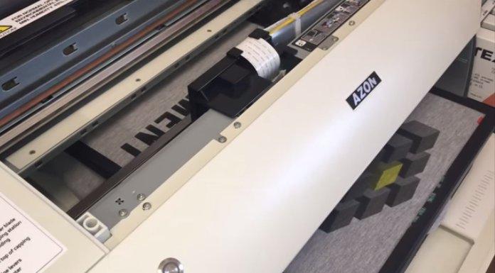 Impression directe sur textile