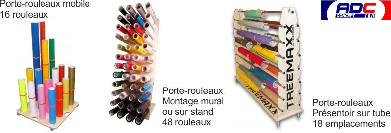 STOCKAGE ROULEAUX