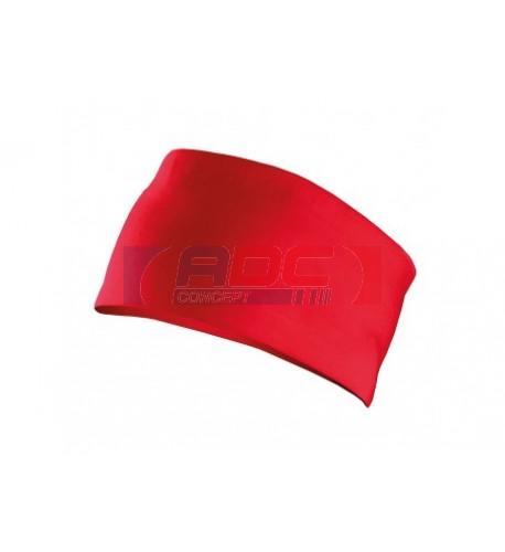 Bandeau de sport multifonctions rouge