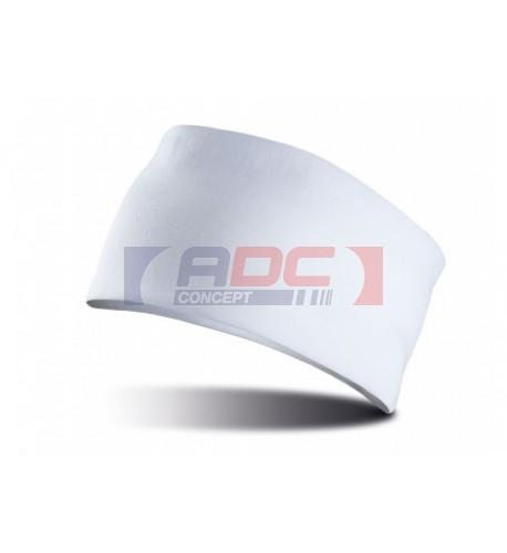 Bandeau de sport respirant blanc 220 gr/m²