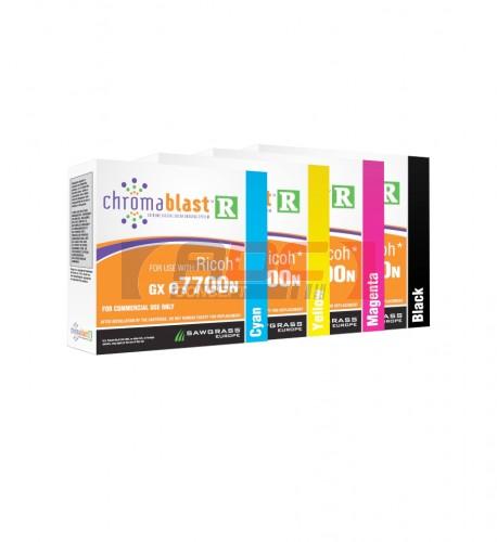 Chromablast Ricoh GXe7700N