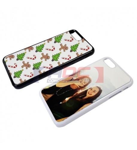 Coque 2D Iphone 7 en PVC dur (vendu à l'unité)
