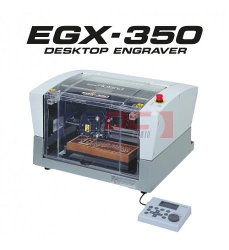 Machine de gravure polyvalent ROLAND EGX-350 avec logiciel