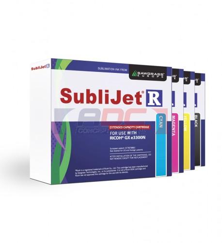 SubliJet Ricoh GXe3300N