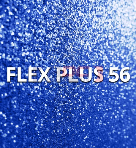 Plus 56 Sparkle Bleu Royal