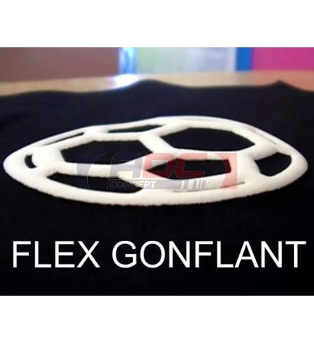 Flex de découpe blanc gonflant Flexcut Sweet Puff