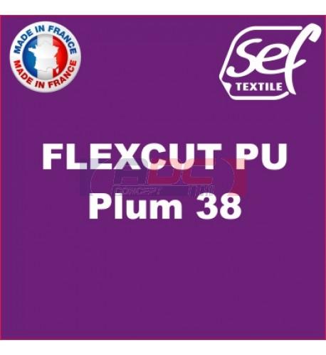 PU FlexCut Plum 38