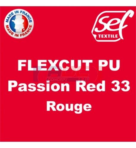 PU FlexCut Rouge Passion 33
