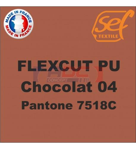 PU FlexCut Chocolat 04