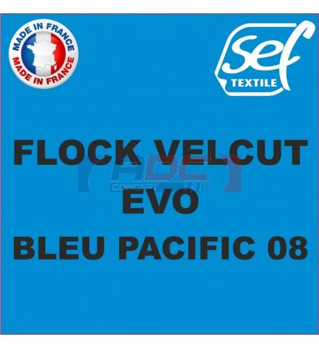 Flock VelCut Evo Bleu Pacific 08