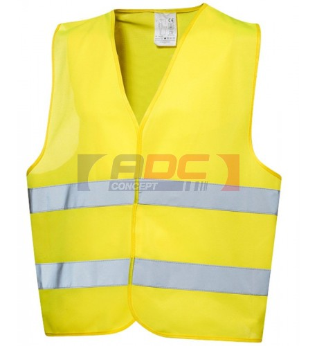 Gilet de sécurité adulte sublimation