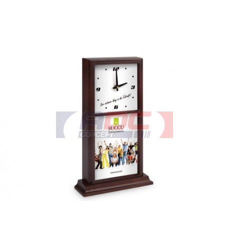 Horloge de table chassis