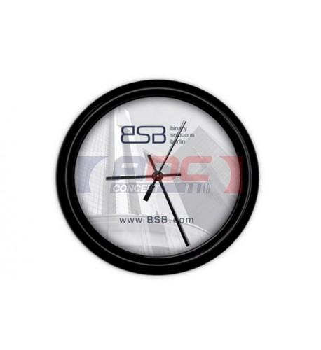 Horloge MDF ronde