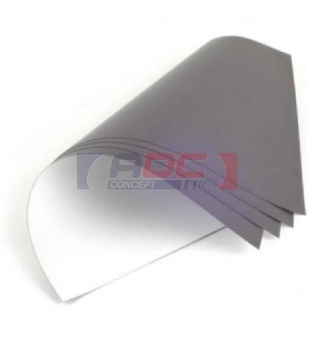 Magnet format A4 blanc traité polyester pour sublimation (vendu à l'unité)
