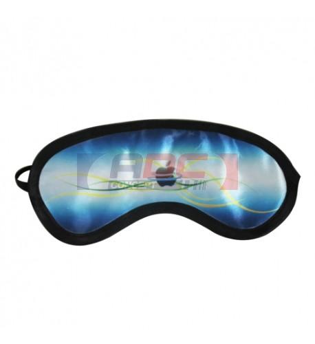 Masque de sommeil (ou de nuit) intérieur flanelle