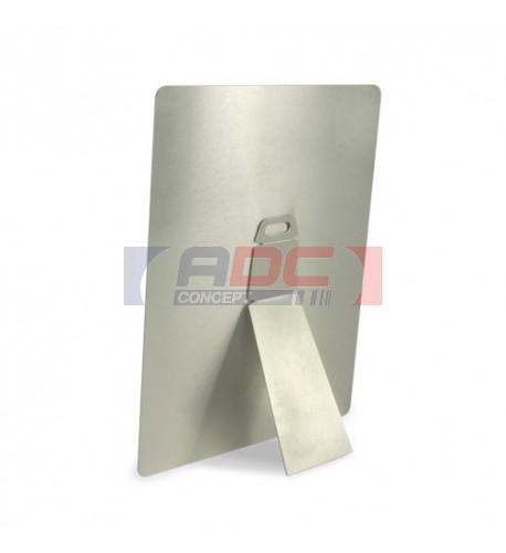 Support de table pour tableau en aluminium 70 x 235 mm