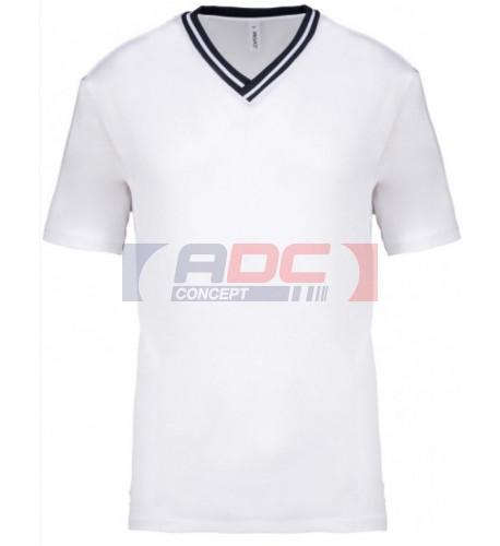 Tee-shirt University 100% polyester maille ajourée PA4005 (vendu à l'unité)