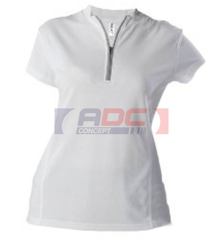 Tee-shirt cycliste 100% polyester manches courtes PA469