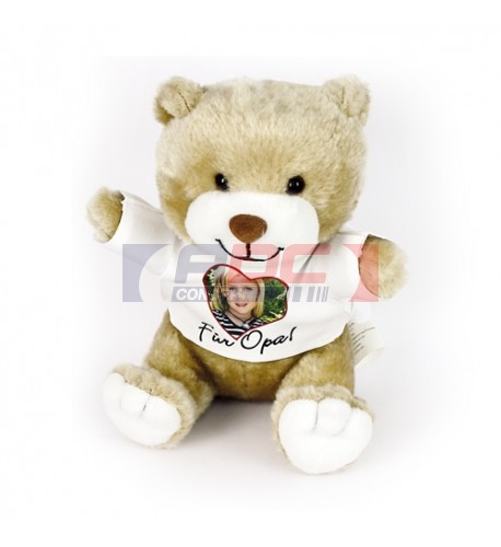 Peluche ours Fred