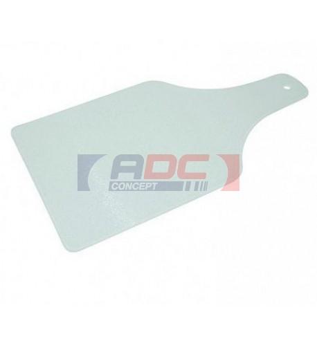 Planche à découper en verre 19 x 35,7 cm personnalisable sublimation