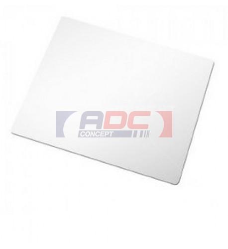 Plaque aluminium pour miroir sac à main