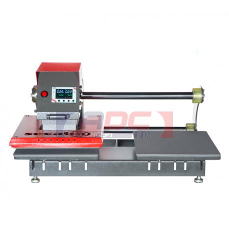 Presse pneumatique double plateaux Secabo TP-D7 40 x 50 cm