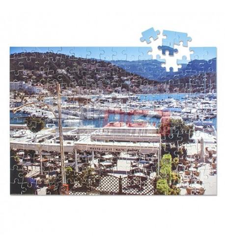 Puzzle sans cadre 28,5 x 40 cm épaisseur 2 mm - 120 / 192 pièces