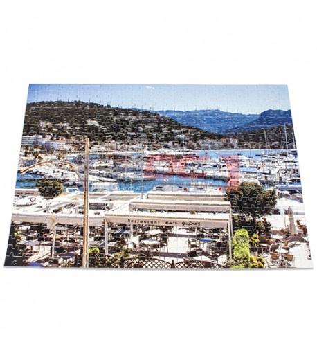 Puzzle sans cadre 33 x 47 cm épaisseur 2 mm - 500 pièces