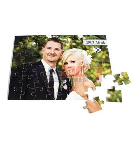 Puzzle sans cadre 20 x 28,5 cm épaisseur 2 mm