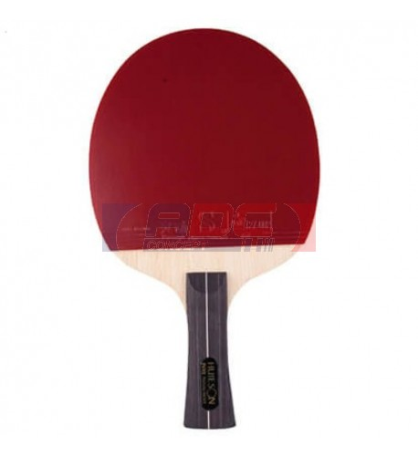 Raquette Ping Pong de tennis de table rouge personnalisable une face (vendu à l'unité)
