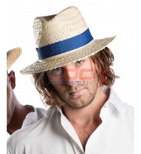 Ruban de chapeau Panama et Canotier - 7 couleurs