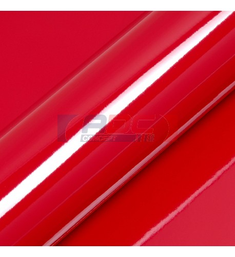 Vinyle adhésif Suptac S5193B Rouge Cardinal Brillant - Durabilité jusqu'à 10 ans