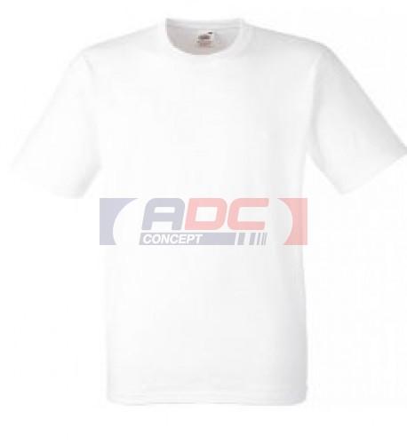 Tee-shirt blanc 100% coton 185 gr/m² S à XXXL SC61212