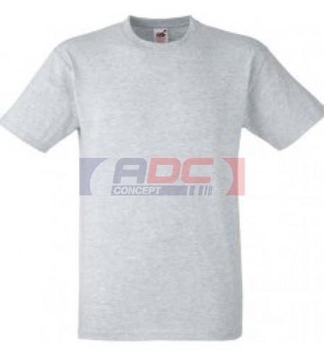 Tee-shirt gris 100% coton 185 gr/m² S à XXXL SC61212
