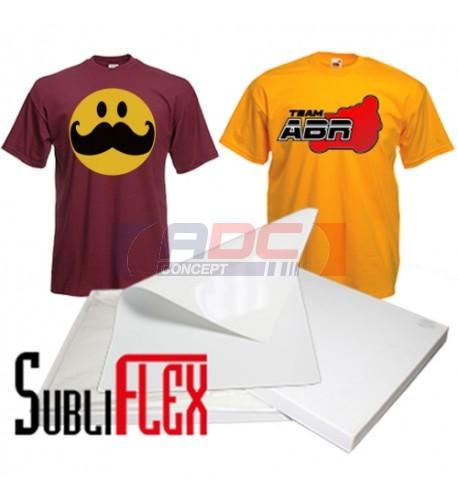 SubliFlex PU imprimable en sublimation