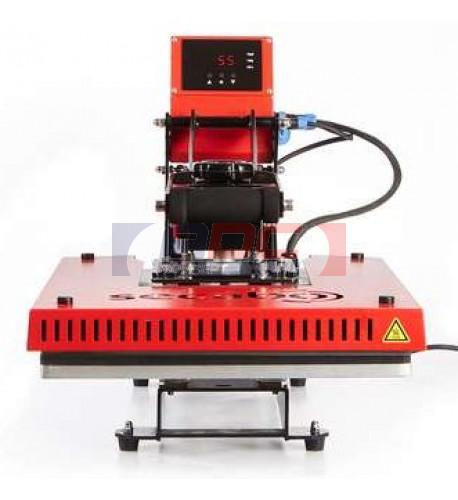 Presse semi automatique Secabo TC5 Lite plateau chauffant 38 x 38 cm