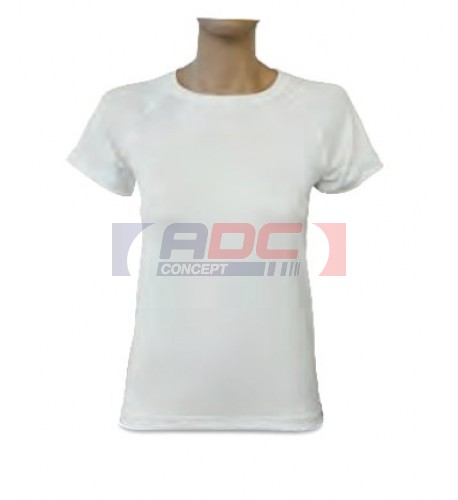 Tee-shirt sport femme Slim