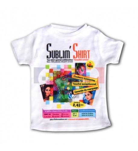 Sublim'Shirt A4