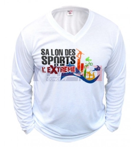 Tee-shirt manches longues