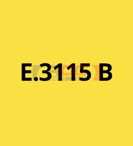 E3115B Jaune Clair
