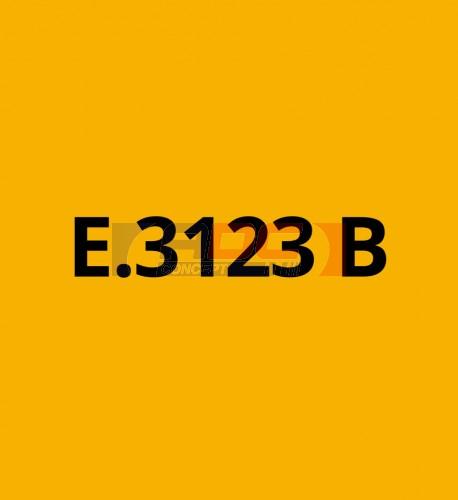 E3123B Jaune Foncé