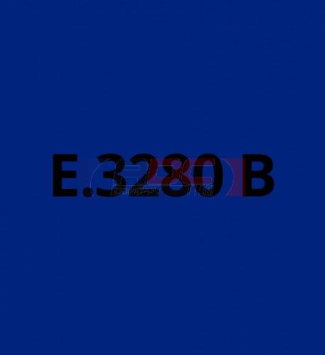 E3280B Bleu Lapis brillant - Vinyle adhésif Ecotac - Durabilité jusqu'à 6 ans