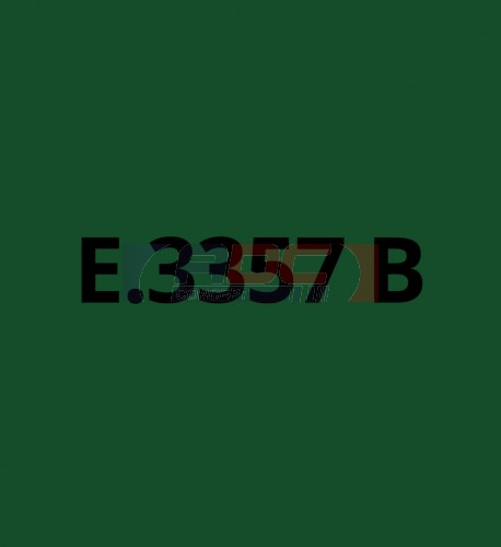 E3357B Vert Emeraude