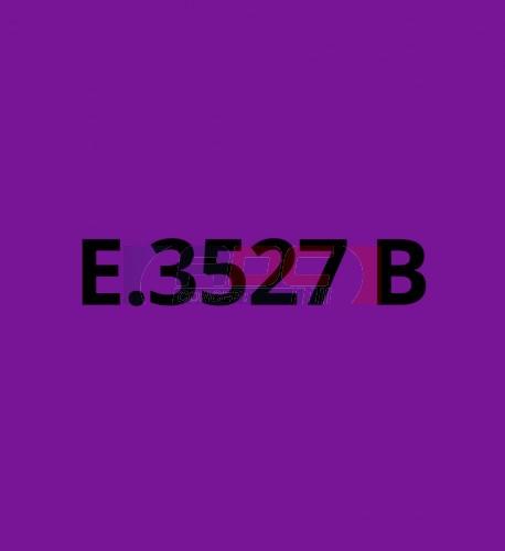 E3527B Violet brillant - Vinyle adhésif Ecotac - Durabilité jusqu'à 6 ans
