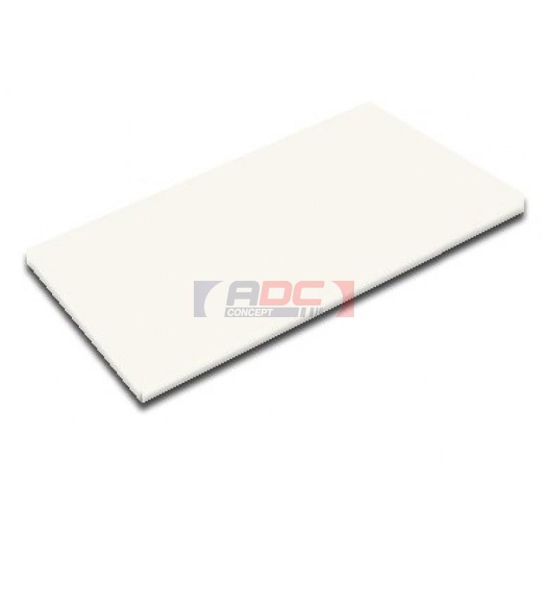 Carrelage blanc c ramique rectangulaire 20 x 25 cm adc for Carrelage blanc rectangulaire