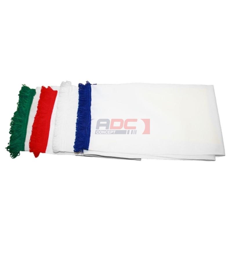 23dbd59aa35 Echarpe de supporter à franges couleurs - ADC Concept