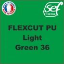 PU FlexCut Light Green 36