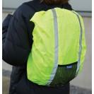 Housse de protection imperméable pour sac à dos YHVW068 jaune fluo