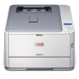 Imprimante laser OKI A4 C301DN recto/verso