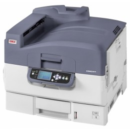 Imprimante laser A3 OKI C920WT toner blanc